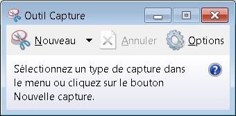 outil capture