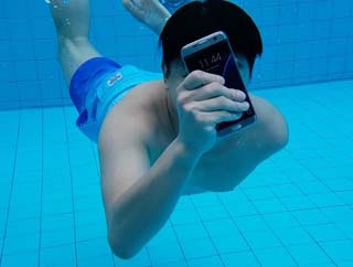 samsung galaxy s7 edge swimming waterproof 320